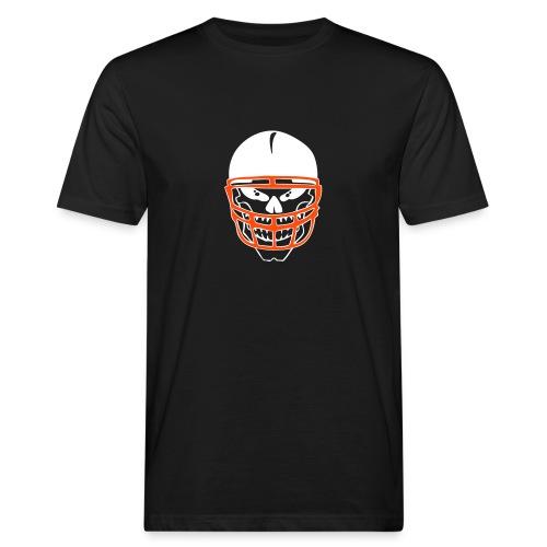 Herren Shirt Football - Männer Bio-T-Shirt