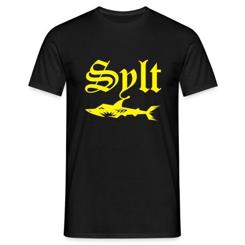 Sylt Shark - Männer T-Shirt