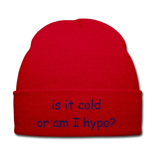 Cold, or hypo? - Winter Hat