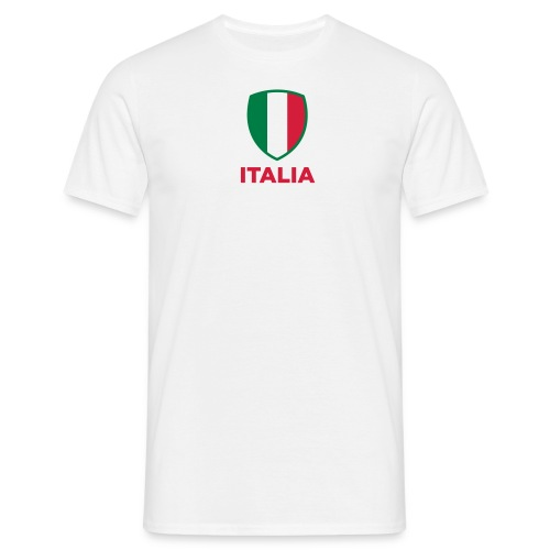 Italien t-shirt - Herre-T-shirt