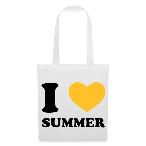 I Heart Summer Bag - Tote Bag