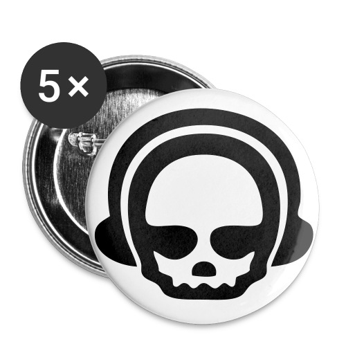 Skullphone - Buttons small 25 mm