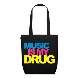 music style - Borsa ecologica in tessuto