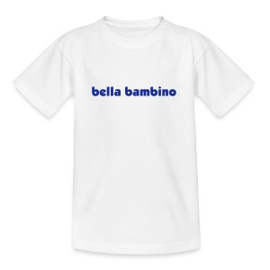 bella bambino - Teenage T-shirt