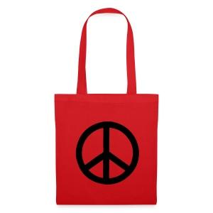 Linea pace - Borsa di stoffa
