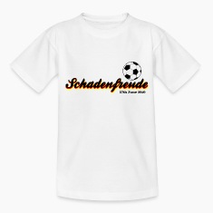 White Schadenfreude Kids' Shirts