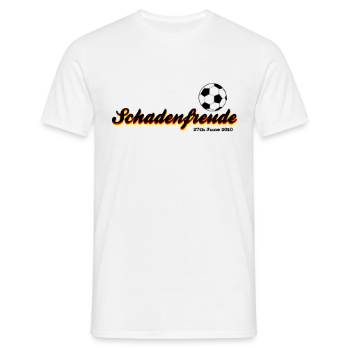 Schadenfreude - Men's T-Shirt