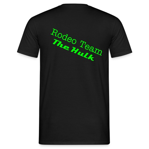 the hulk - Mannen T-shirt