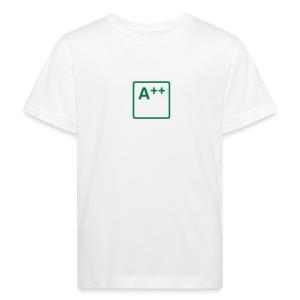 Energie sparen für Kinder - Kinder Bio-T-Shirt