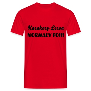 NORMALY - T-shirt Homme