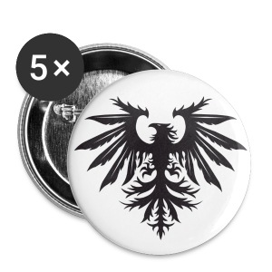Eagle Badges - Buttons medium 32 mm