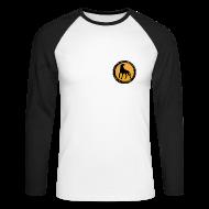 Long sleeve shirts ~ Men's Long Sleeve Baseball T-Shirt ~ Promodoro Raglan Longsleeve