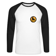 Long sleeve shirts ~ Men's Long Sleeve Baseball T-Shirt ~ Promodoro Raglan Longsleeve