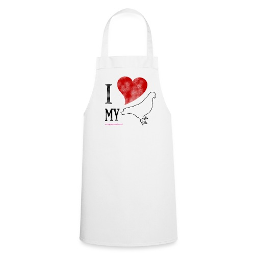 I LOVE MY PIGEON Cooking Apron - Cooking Apron