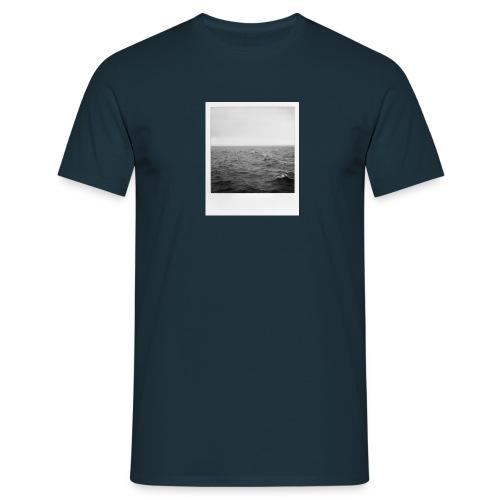 Polaroid Water - Männer T-Shirt