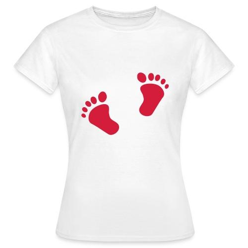 Damer   tesjorte - T-skjorte for kvinner