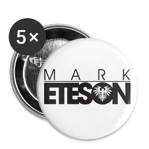 Mark Eteson Badges - Buttons medium 32 mm