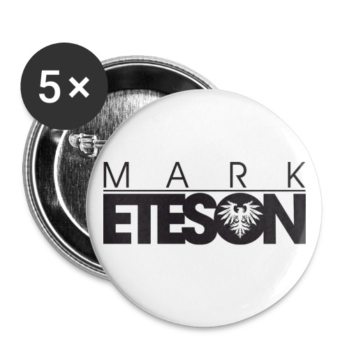 Mark Eteson Badges - Buttons medium 32 mm