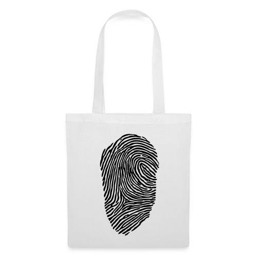 Tygväska Fingerprint - Tygväska
