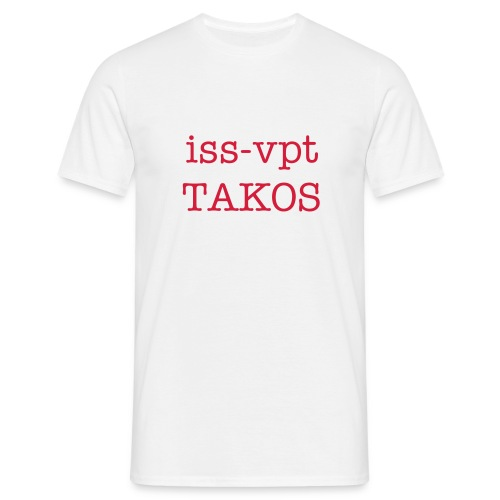 iss-vpt - T-shirt Homme