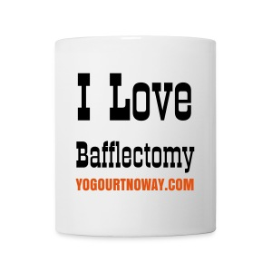 Mug I love Bafflectomy - Tasse
