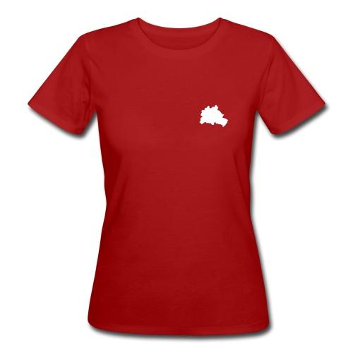NILREB - BERLIN [KLIW-FLEX-W] - Frauen Bio-T-Shirt
