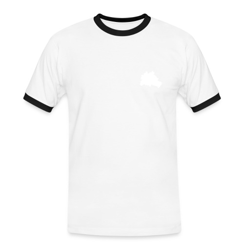 NILREB - BERLIN [FS-FLEX-W] - Männer Kontrast-T-Shirt