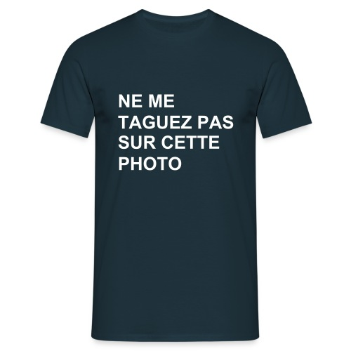 NO TAG - T-shirt Homme