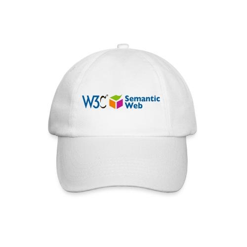 sw_white_cap - Baseball Cap