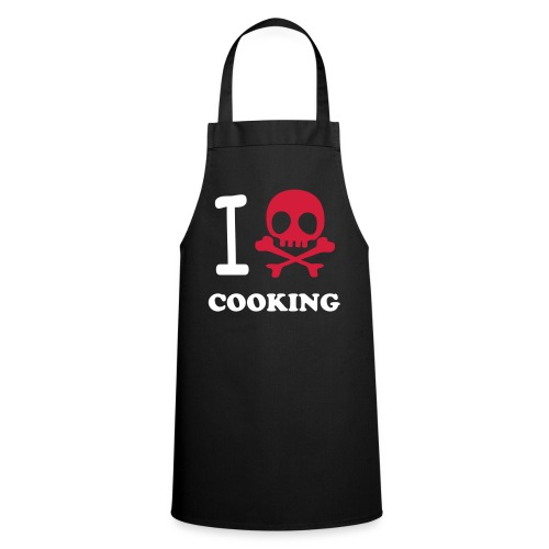 tablier I skull cooking - Tablier de cuisine