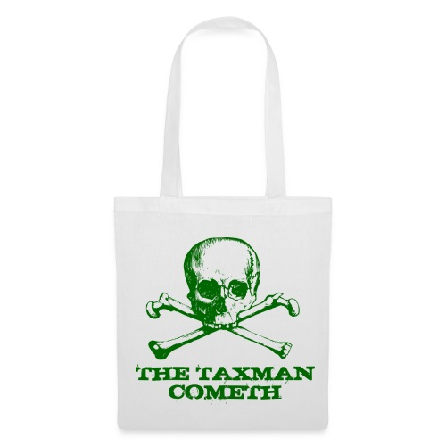 The Taxman Cometh Bag - Tote Bag