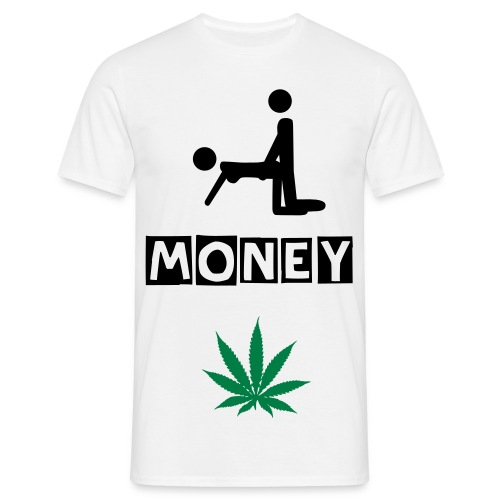 SEX MONEY WEED [MENS] - Men's T-Shirt
