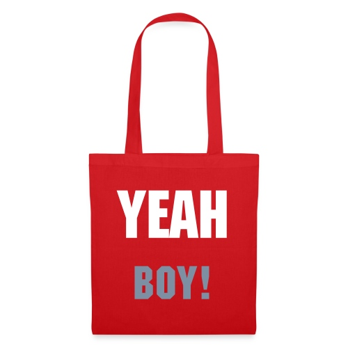 Yeah BOY! Shopper - Tote Bag