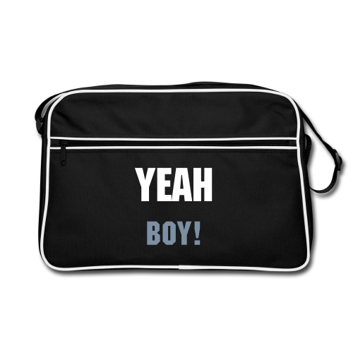 Yeah BOY! Shopper - Retro Bag