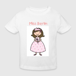 Miss Berlin - Kinder Bio-T-Shirt