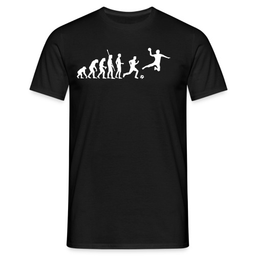 Dodgeball Evolution Mens T-Shirt - Men's T-Shirt