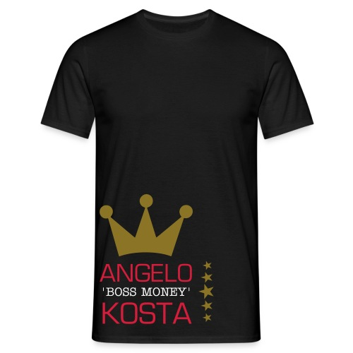 BOSS MONEY KOSTA GENERAL - Men's T-Shirt