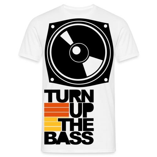 BASS is important - T-skjorte for menn