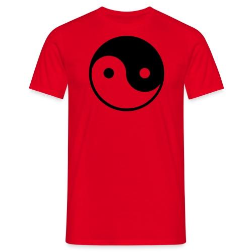 ying yang - Men's T-Shirt
