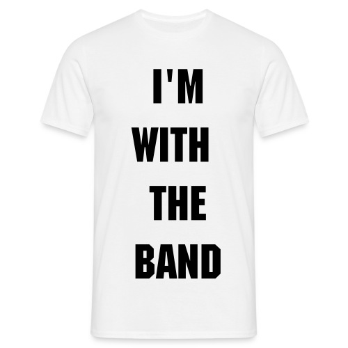 BAND MEMBER - Men's T-Shirt