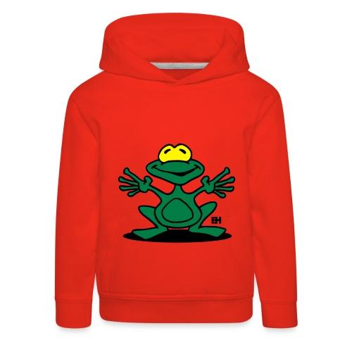 frog - Kids' Premium Hoodie