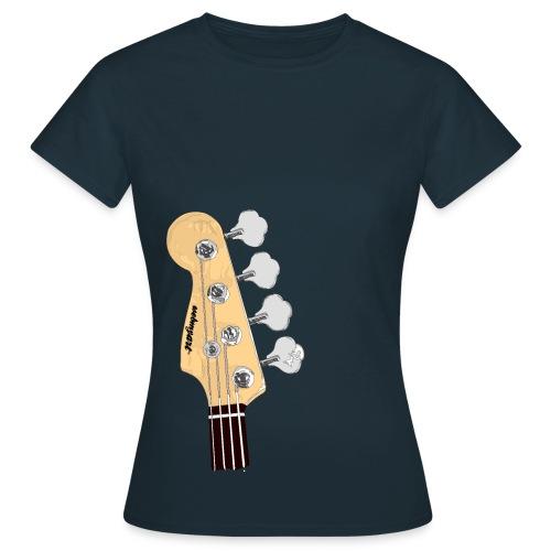 WebmyGroove - Femme - T-shirt Femme