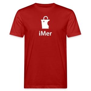 iMer - Rot - Bio-Shirt - Männer Bio-T-Shirt