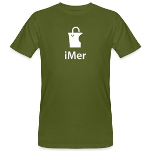 iMer - Grün - Bio-Shirt - Männer Bio-T-Shirt