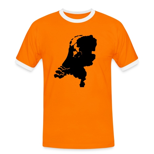 Holland 5 - Mannen contrastshirt