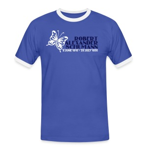 Schumann Football Lmt. Edition - Men's Ringer Shirt