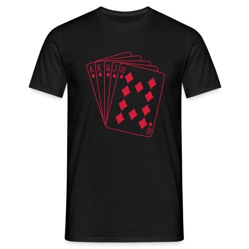 Red Card - Men's T-Shirt
