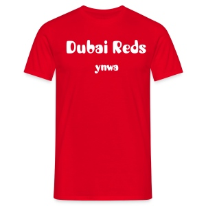 Mens Dubai Reds T-Shirt - Men's T-Shirt