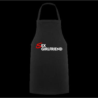 Black Sex Girlfriend (2c)  Aprons