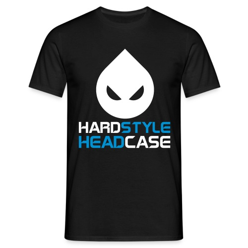 Hardstyle headcase - Herre-T-shirt